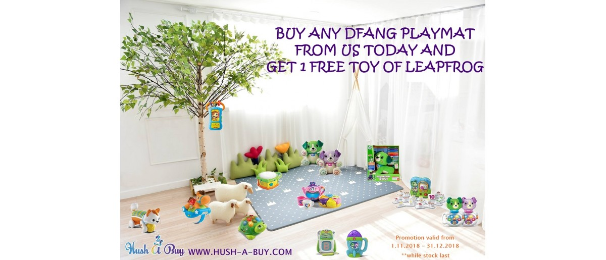 DFANG YES PROMOTION WITH GIFT