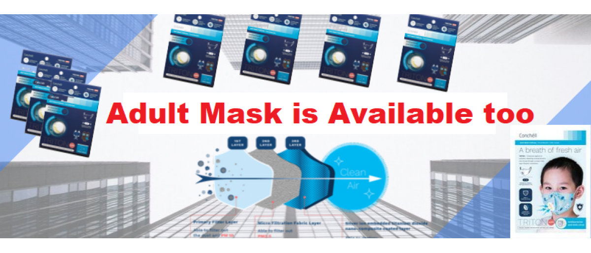 N95 Antivirus Mask for Adult & Kids