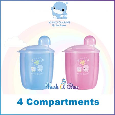 Kuku Duckbill Multipuurpose Milk Powder Dispenser or Container