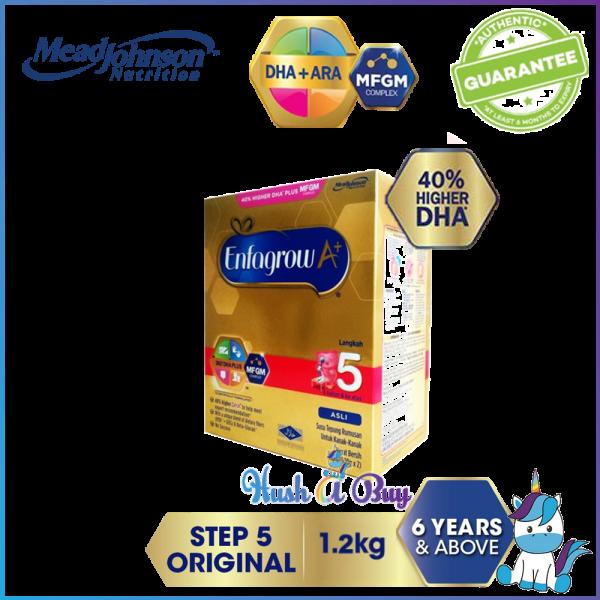 Enfagrow A+ Step 5 Original / Asli - 1.2kg