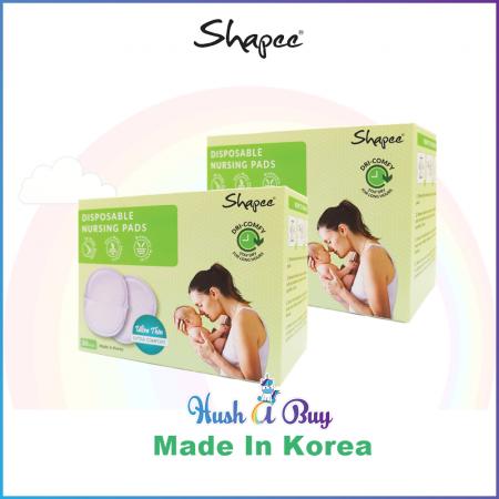 Shapee Disposable Nursing Pad - Gel Type - Made In Korea (30pcs)