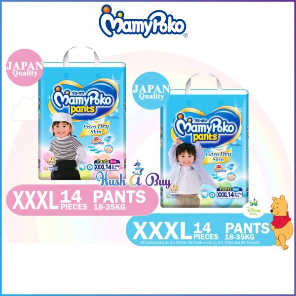 MamyPoko Extra Dry Skin PANTS XXXL Boys / Girls