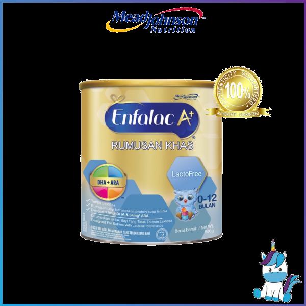Enfalac A+ LactoFree 0-12 Months Infant Formula Milk Powder 900g (Expiry Date: 14/09/2020)