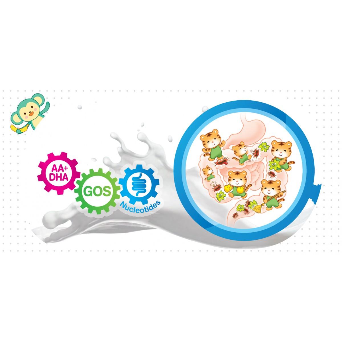 Morinaga BF1 Milk Powder 700g (0 - 12 Month)  (Expiry: Aug-2020)
