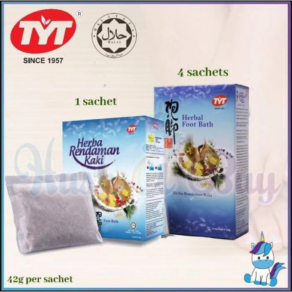 TYT Herbal Foot Bath