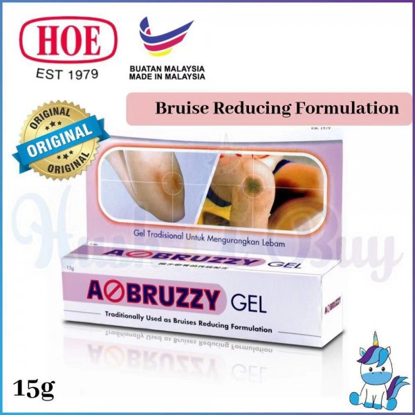 A-BRUZZY GEL Anti-Bruise Cream 15g