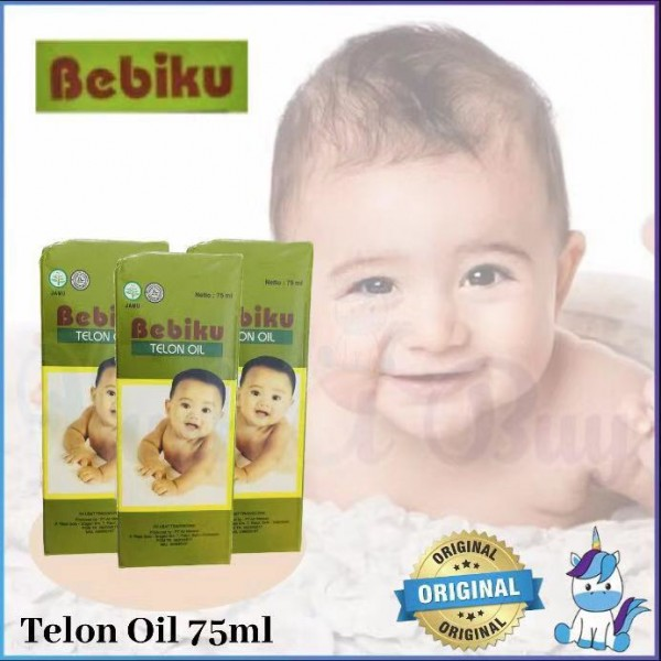 Bebiku Telon Oil 75ml