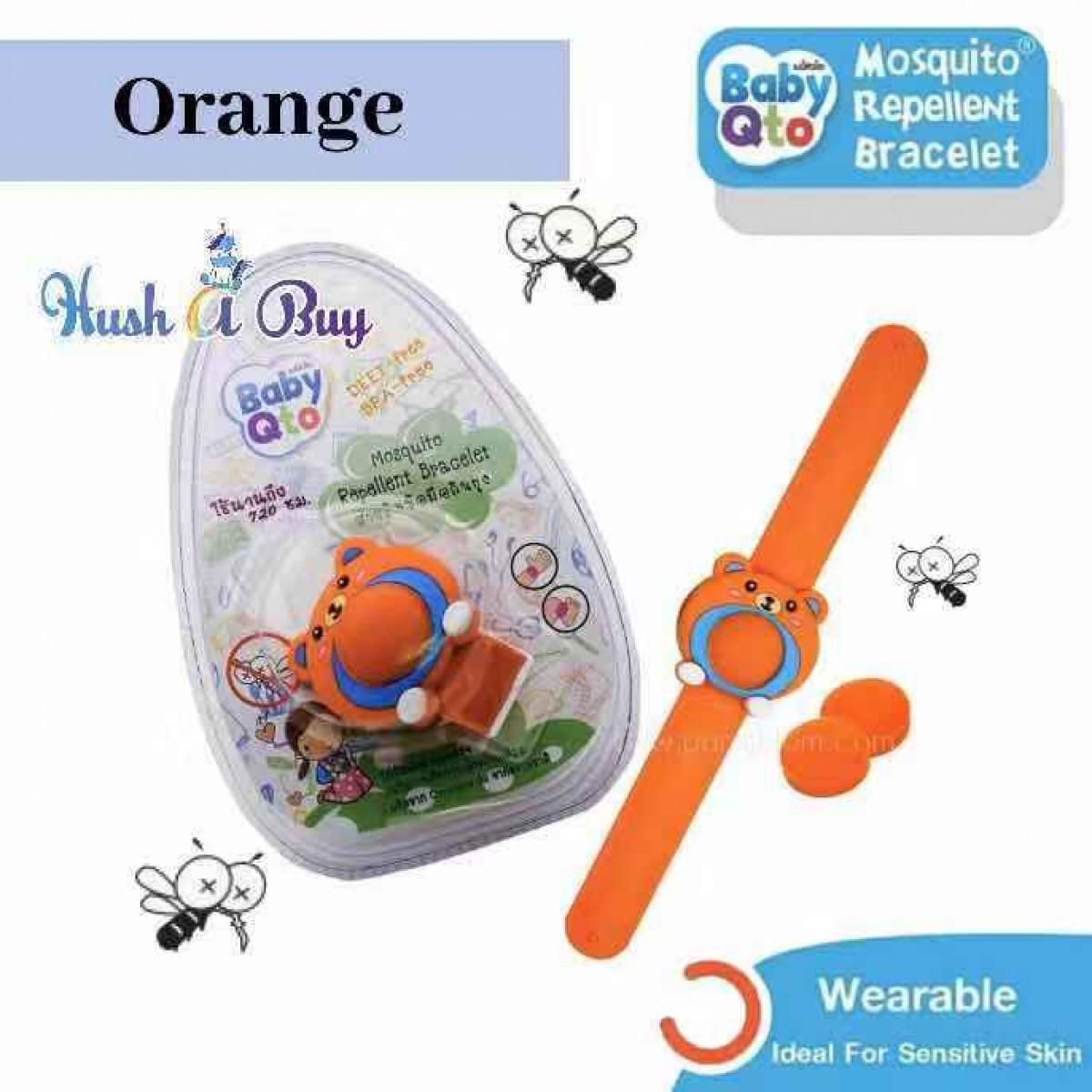 Baby Qto Mosquito Repellent Bracelet