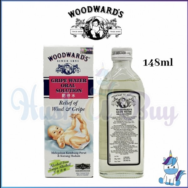 Woodward's Gripe Water 148ml