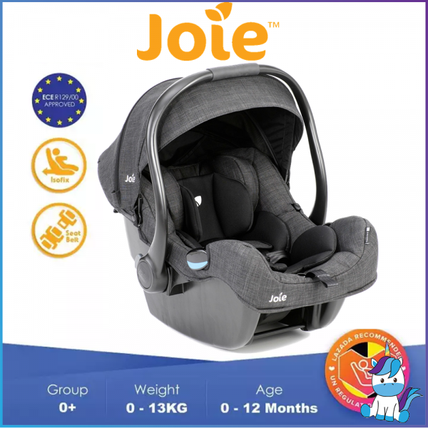 JOIE i-Gemm Pavement i-Size (Birth-13KGs) Rear Facing Infant Carrier Safety Seat