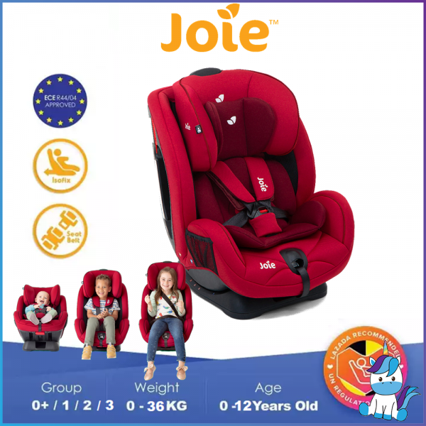 JOIE Stages Convertible Child Safety Seat for Group 0+/1/2 (Newborn - 25KG)