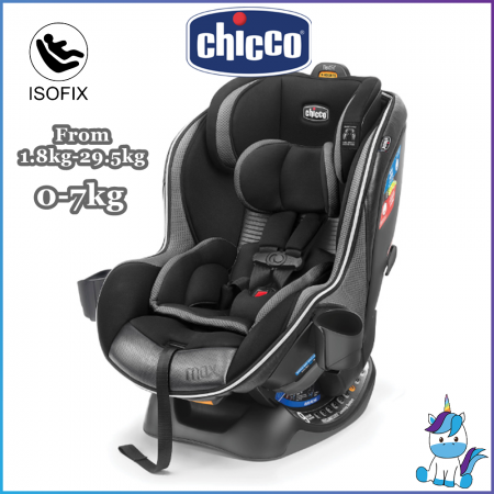 Chicco NextFit Zip Max (From1.8kg-29.5kg) (0-7kg)