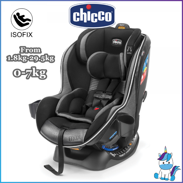 Chicco NextFit Zip Max Air (From1.8kg-29.5kg) (0-7kg)