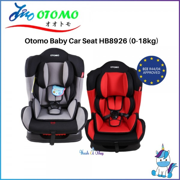OTOMO HB8926 (0-18kg) Baby Car Seat - CTA APPROVED MIROS APPROVED