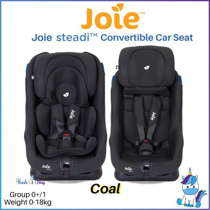 Joie Steadi Convertible Car Seat (0-18kg)