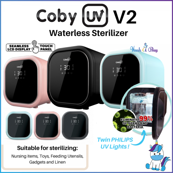 Coby UV Waterless Sterilizer V2
