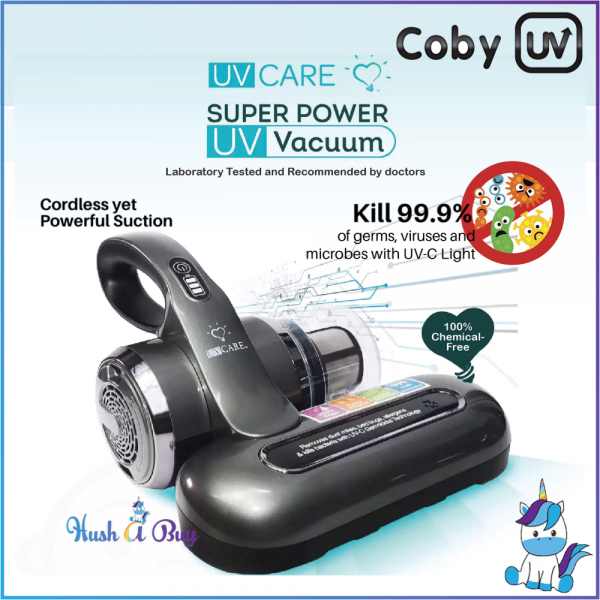 Coby UV Super Power UV Vacuum