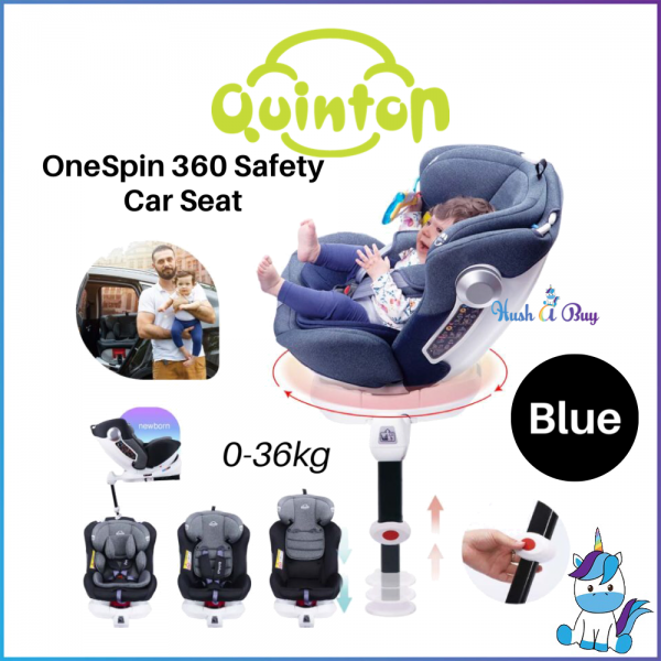 Quinton OneSpin 360 Safety Car Seat (Group 0+/1/2/3 car seat) 0-36kg
