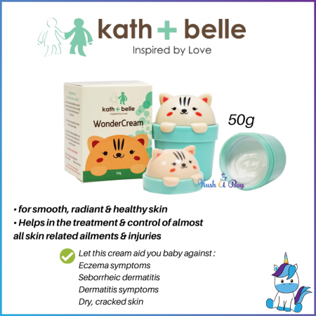Kath + Belle Wonder Cream 50g