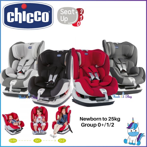 Chicco Seat Up 012 (Gr.0+/1/2) Car Seat