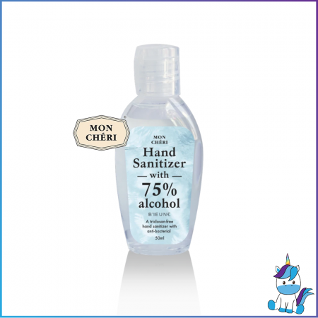 Monchery Hand Sanitizer 75% Alcohol