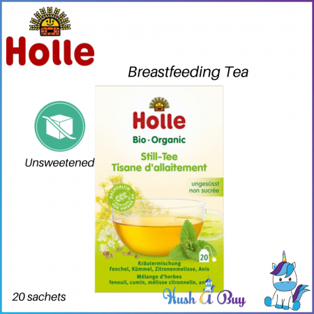 Holle Organic Breasfeeding Nursing Still Tea 30g - 20 Tea Bag