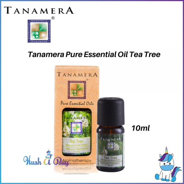 Tanamera Pure Essential Oil 10ml - Tea Tree