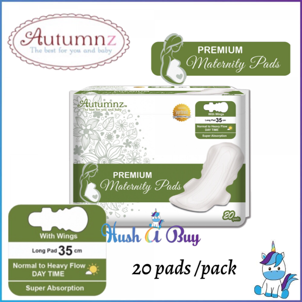 Autumnz Premium Maternity Pads *35cm* (20 pads per pack) BEST BUY