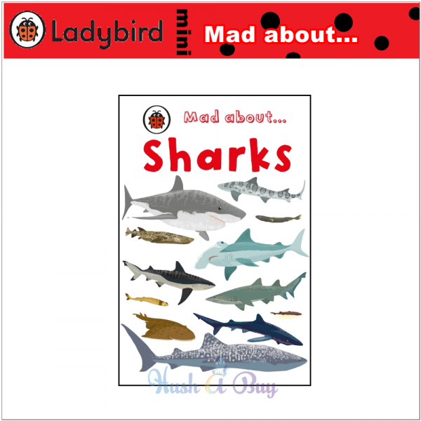 Ladybird Mini: Mad About Sharks