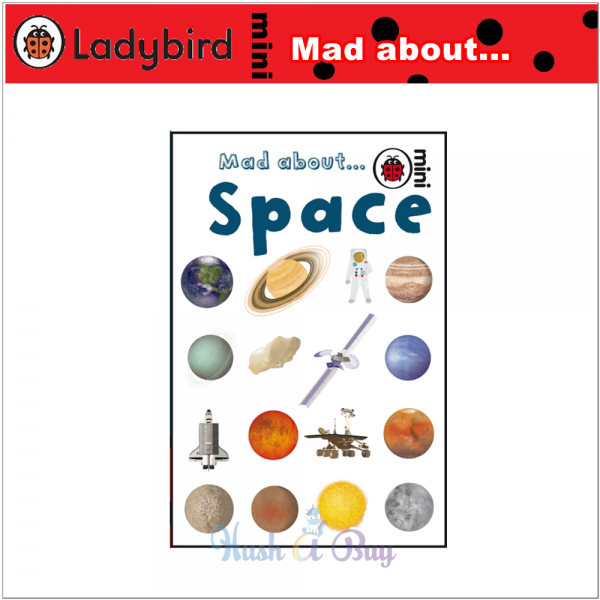 Ladybird Mini: Mad About Space