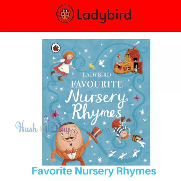Ladybird Favourite Nursery Rhymes (100 Rhymes)