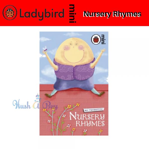 Ladybird Minis: My Favourite Rhymes - Nursery & Bedding Rhymes
