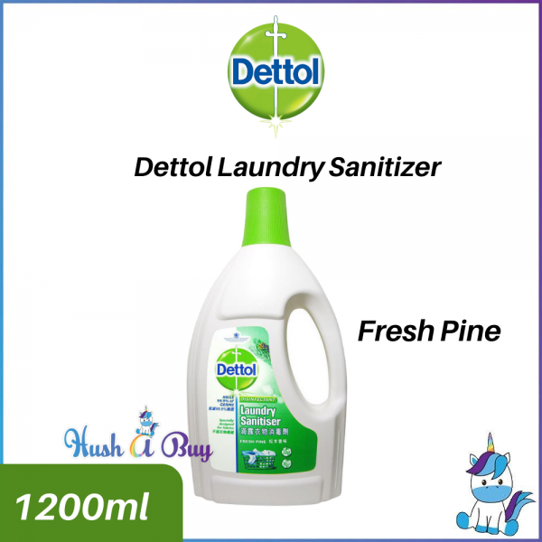 Dettol Laundry Sanitizer Fresh Pine 1200ml