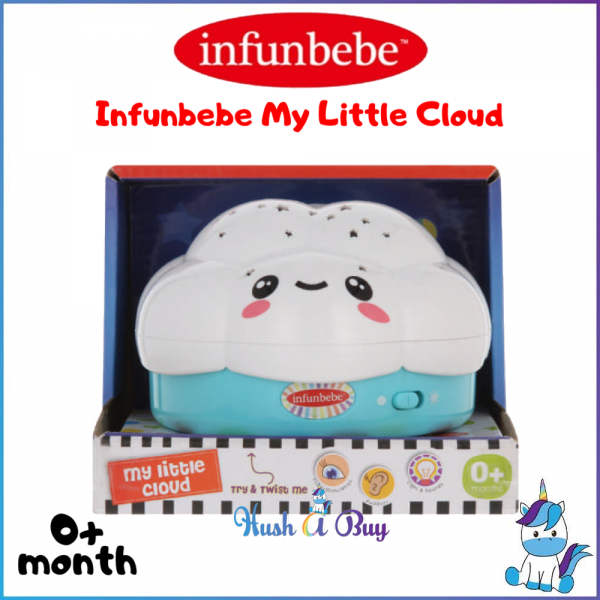 Infunbebe My Little Cloud with Light and Music - from 0+month and above