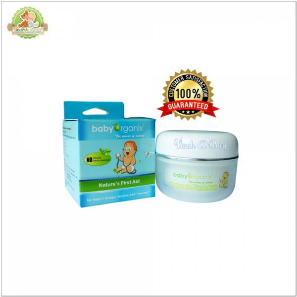 BabyOrganix Baby Organx Nature's First Aid Cream 30g