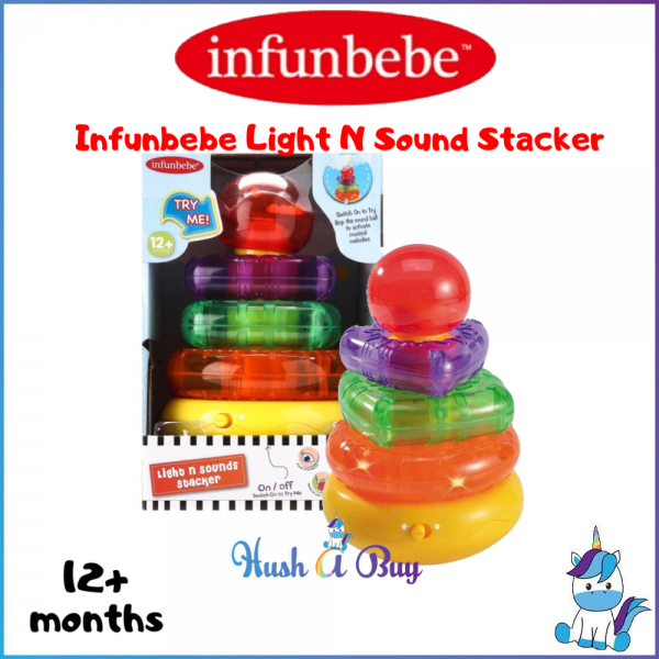 Infunbebe Light N Sounds Stacker