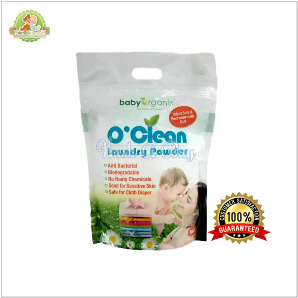 BabyOrganix O'Clean Laundry Powder