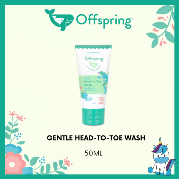 Offspring Gentle Head-to-toe Wash 50ml