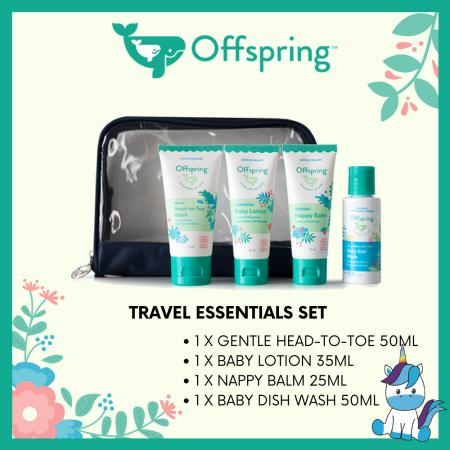Offspring Travel Essentials Set