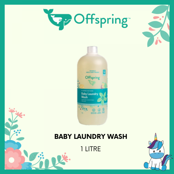 Offspring Organic Laundry Wash 1L - Product of Autstralia