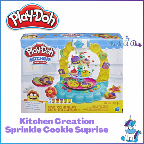 Play-Doh Kitchen Creations Sprinkle Cookie Surprise 3+