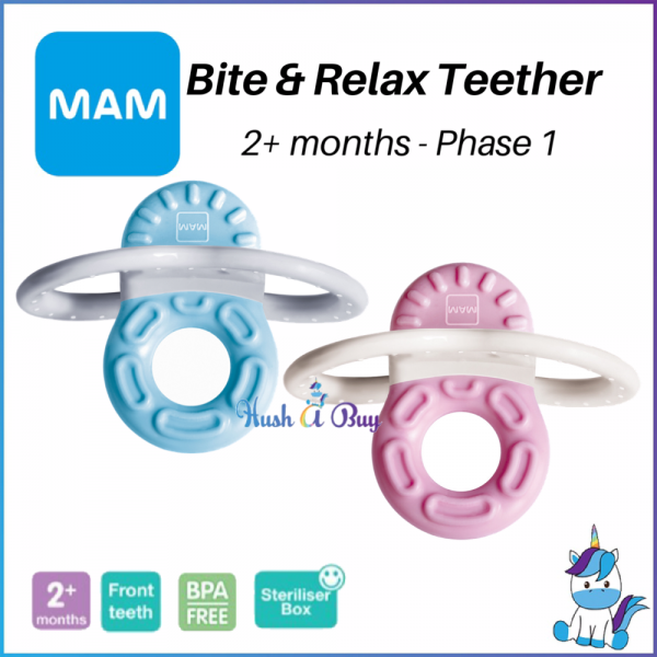 MAM Bite & Relax for 2+Months Phase 1