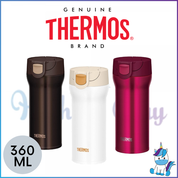 Thermos JNM Series Ultra Light Stylish Tumbler 360ml - 5 Years Warranty from Thermos Malaysia