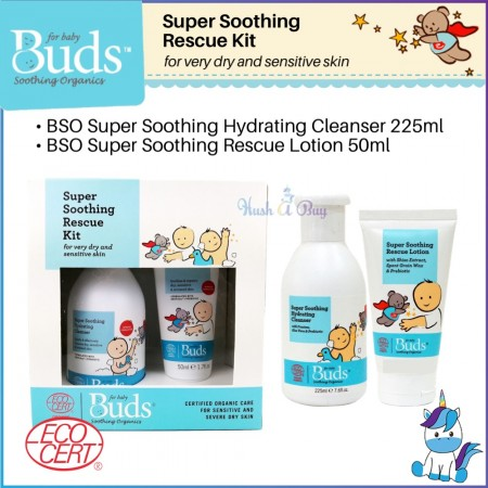 Buds BSO Super Soothing Rescue Kit