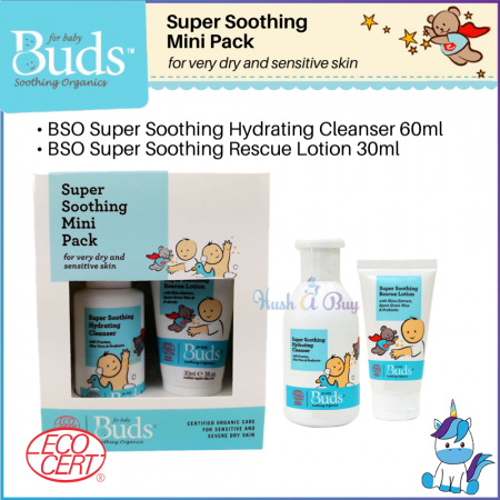 Buds BSO Super Soothing Mini Pack