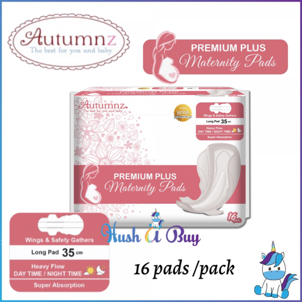 Autumnz PREMIUM PLUS Maternity Pads *35cm*  / *41cm