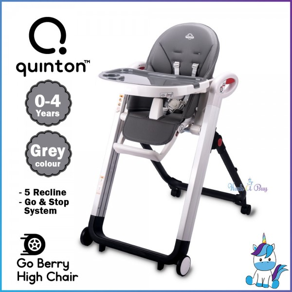 Quinton Multifuntion GO BERRY High Chair