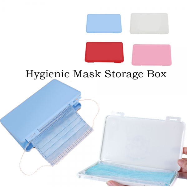 Hygienic PP Storage Box for Mask / Mask Box