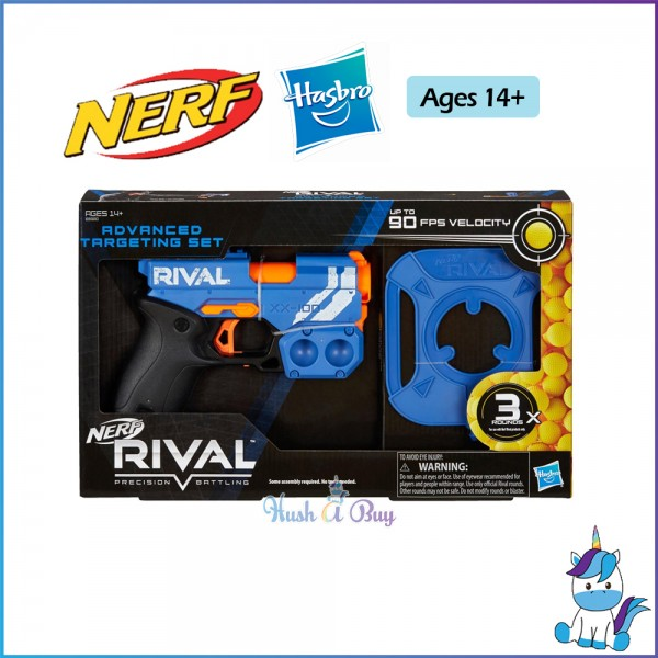 Hasbro Nerf Rival Knockout XX-100 Advanced Targeting Set (With 3x Rounds)