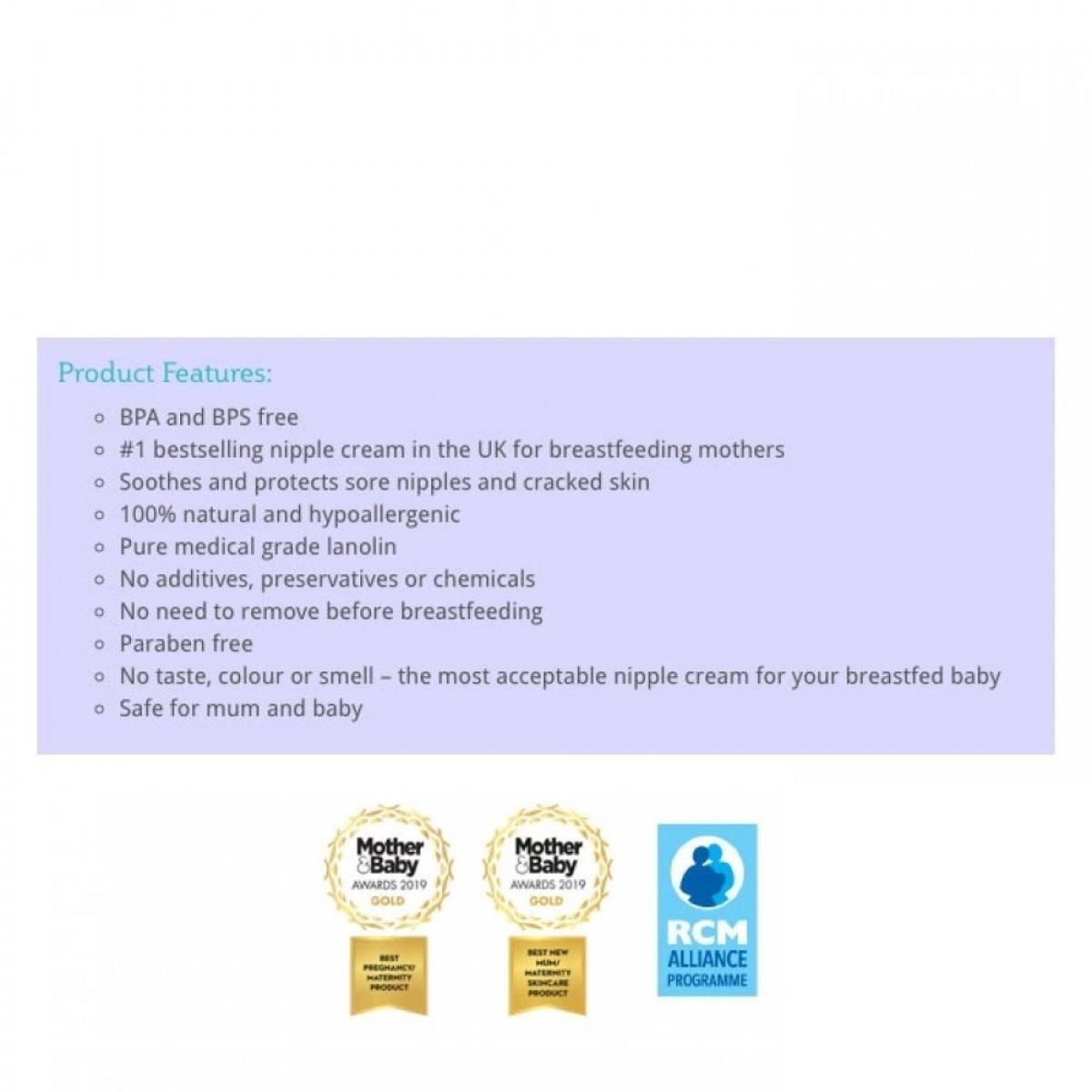 Lansinoh HPA Lanolin Nipple Cream 10ml / 40ml